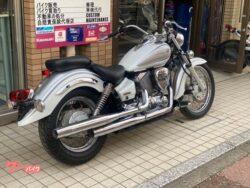 YAMAHA/ドラッグスター250